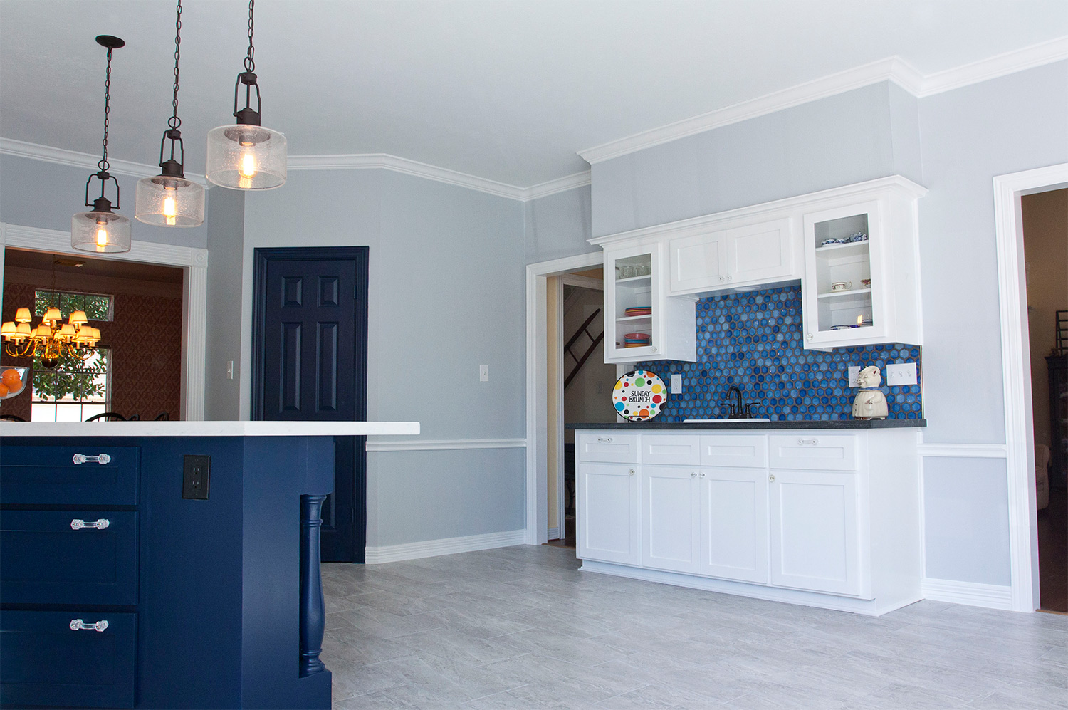 Remodel Kitchen Project in Katy